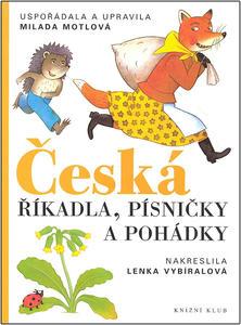 Obrázok Česká říkadla, písničky a pohádky