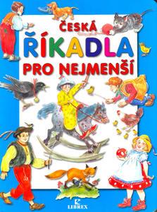 Obrázok Česká říkadla pro nejmenší
