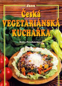 Obrázok Česká vegetariánská kuchařka