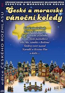 Obrázok České a moravské vánoční koledy (CD)
