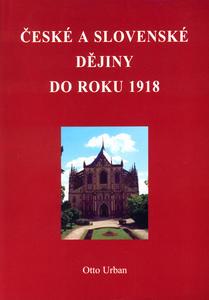 Obrázok České a Slovenské dějiny do roku 1918