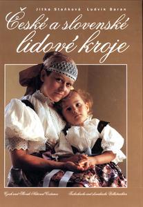 Obrázok České a slovenské lidové kroje