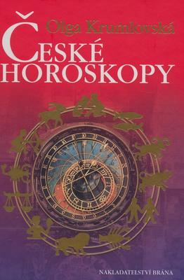 Obrázok České horoskopy