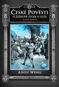 Obrázok České pověsti O Žižkově stole u Luže