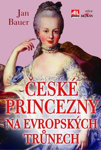 Obrázok České princezny na evropských trůnech