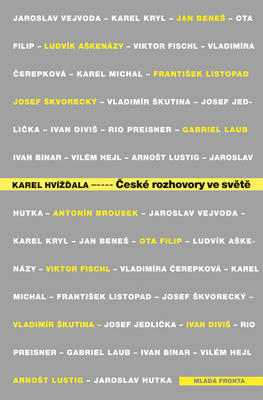 Obrázok České rozhovory ve světě