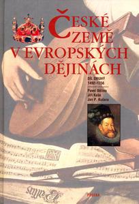 Obrázok České země v evropských dějinách 2