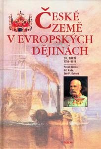 Obrázok České země v evropských dějinách 3