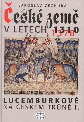 Obrázok České země v letech 1310-1378