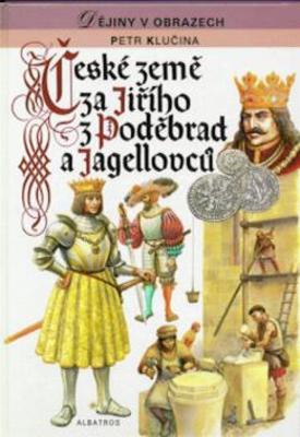 Obrázok České země za Jiřího z Poděbra
