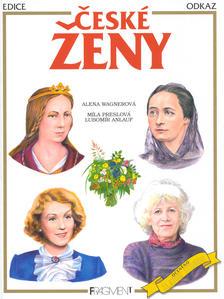 Obrázok České ženy