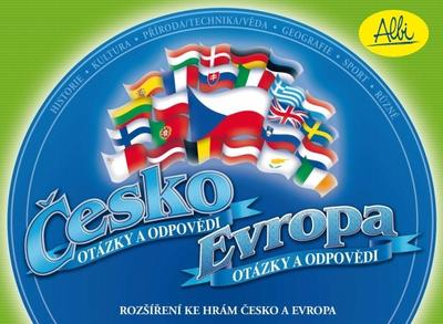 Obrázok Česko a Evropa