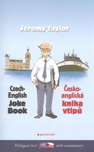 Obrázok Česko - anglická kniha vtipů Czech - English Joke Book