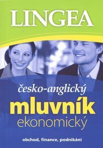 Obrázok Česko-anglický mluvník ekonomický