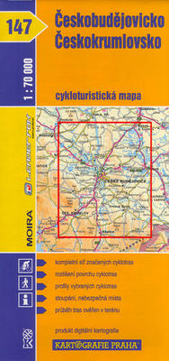 Obrázok Českobudějovicko, Českokrumlovsko 1 :70 000