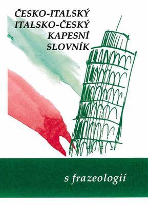 Obrázok Česko-italský Italsko-český kapesní slovník