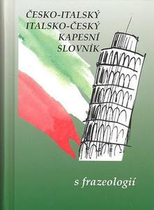 Obrázok Česko-italský italsko-český kapesní slovník s frazeologií