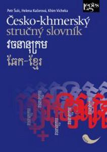 Obrázok Česko-khmerský stručný slovník