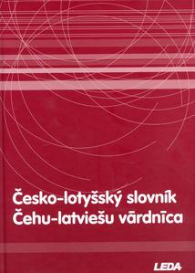 Obrázok Česko-lotyšský slovník
