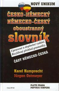 Obrázok Česko-něm.a něm.čes.oboustran.