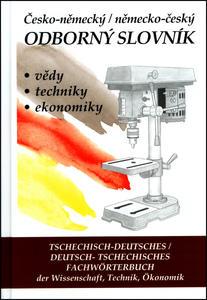 Obrázok Česko-německý / německo-český odborný slovník + CD
