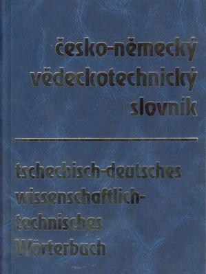 Obrázok Česko-německý vědeckotechnický slovník