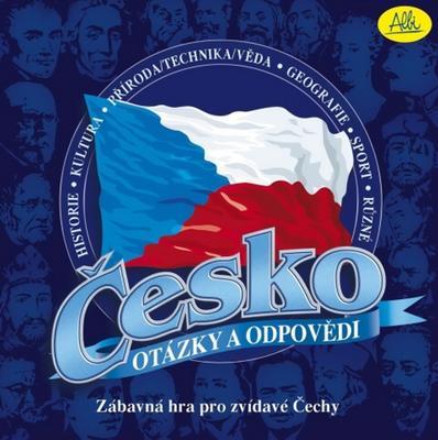 Obrázok Česko, otázky a odpovědi