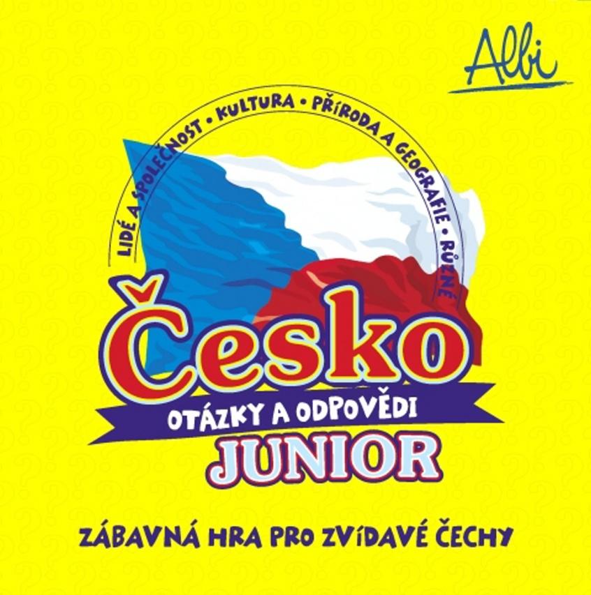 Česko, otázky a odpovědi JUNIOR