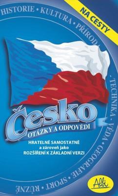 Obrázok Česko, otázky a odpovědi na cesty
