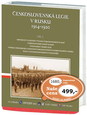 Obrázok Československá legie v Rusku 1914-1920