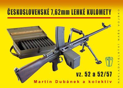 Obrázok Československé 7,62 mm lehké kulomety
