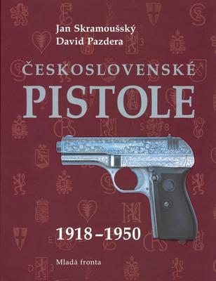 Obrázok Československé pistole 1918 - 1950