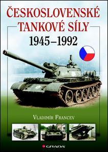 Obrázok Československé tankové síly 1945-1992