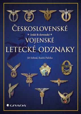 Obrázok Československé vojenské letecké odznaky