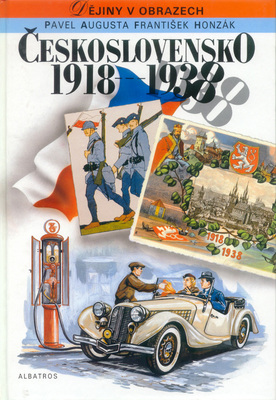 Obrázok Československo 1918 - 1938