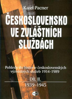 Obrázok Československo ve zvláštních službách díl II.