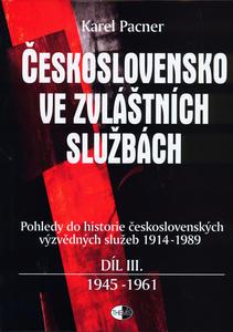 Obrázok Československo ve zvláštních službách díl III.