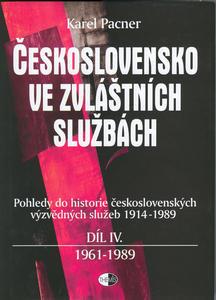 Obrázok Československo ve zvláštních službách díl IV.