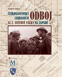 Obrázok Československý zahraniční odboj za 2. světové války na západě
