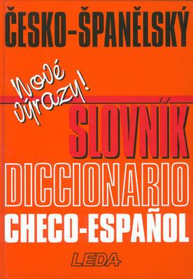 Obrázok Česko-španělský slovník