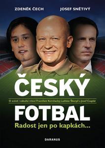 Obrázok Český fotbal Radost jen po kapkách