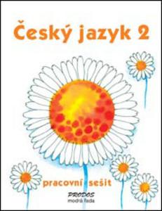 Obrázok Český jazyk 2 pracovní sešit