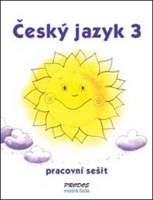 Obrázok Český jazyk 3 pracovní sešit