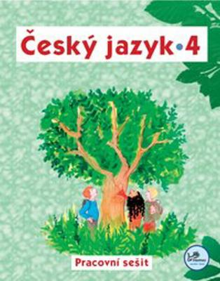 Obrázok Český jazyk 4 pracovní sešit