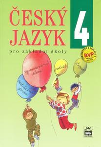 Obrázok Český jazyk 4 pro základní školy