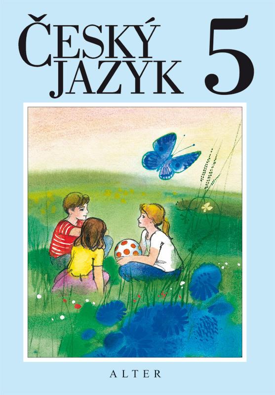 Český jazyk 5 - Kolektiv autorů