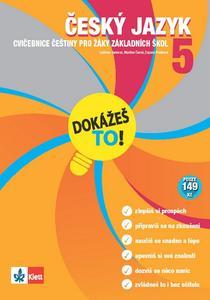 Obrázok Český jazyk 5 Dokážeš to!