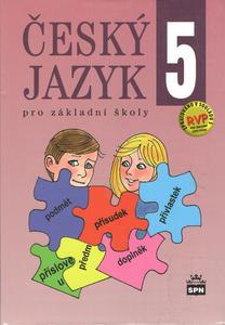 Obrázok Český jazyk 5 pro základní školy