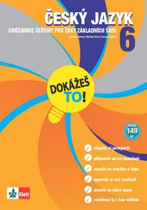 Obrázok Český jazyk 6 Dokážeš to!