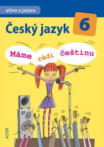 Obrázok Český jazyk 6 Máme rádi češtinu
